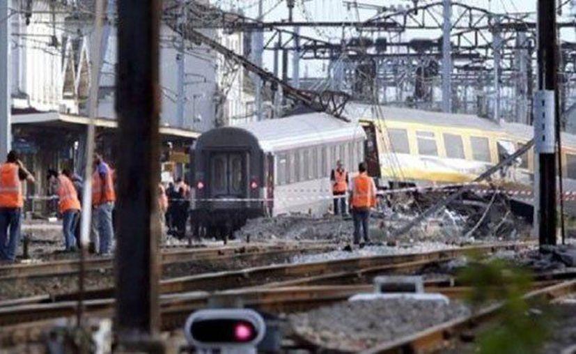 Se trata del segundo accidente entre trenes que ocurre en Sudáfrica, en menos de una semana. (Foto: Periódico Zócalo)