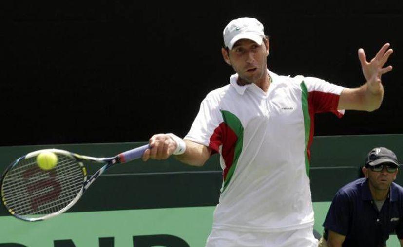 Santiago González y el español David Marrero quedaron fuera de la competencia de Australia, luego de caer en dos sets en la primera ronda de dobles.(Archivo/SIPSE)