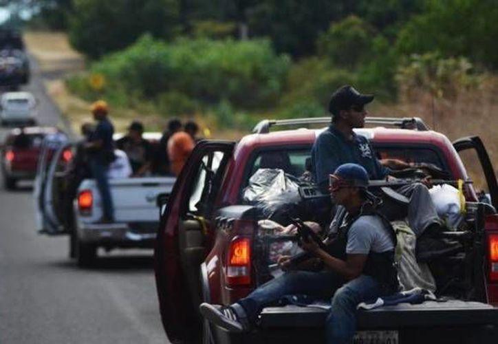 El tema de la paz siempre es de actualidad y de interés para todas las personas. La imagen corresponde a Michoacán. (Cortesía)
