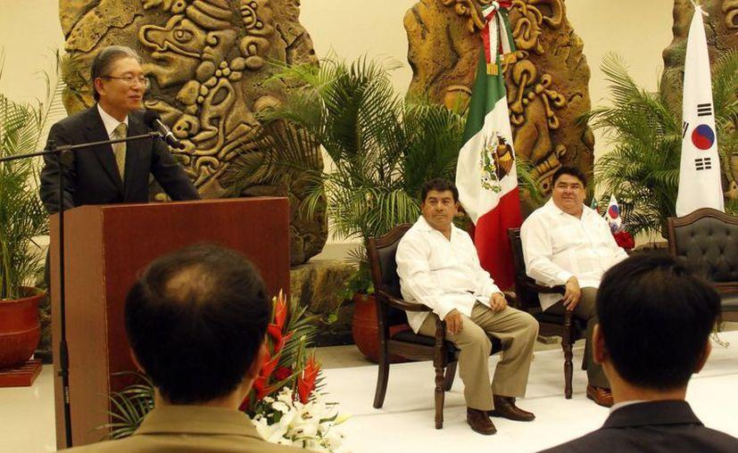 En materia de zonas arqueológicas, Yucatán es el principal destino para Corea del Sur: Seong Hoa. (SIPSE)