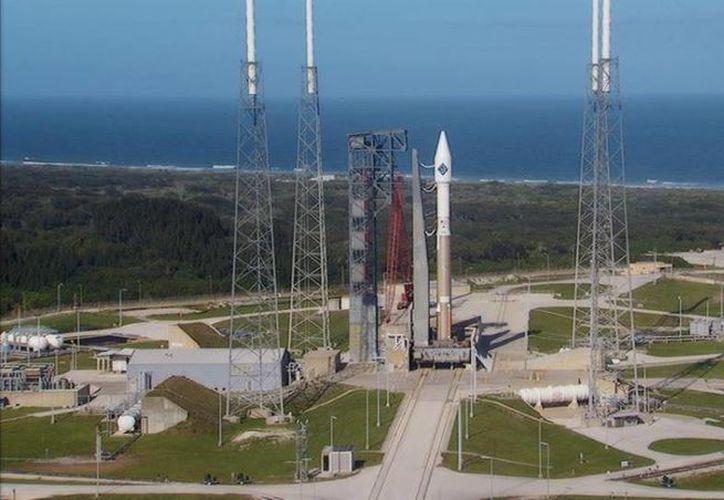 Se espera que la cápsula Orbital ATK llegue a su destino este miércoles. (Facebook/Orbital ATK)