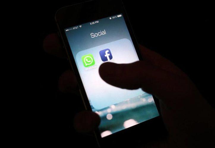 Facebook también lanzará filtros para que los usuarios utilicen en sus videos. (AP)