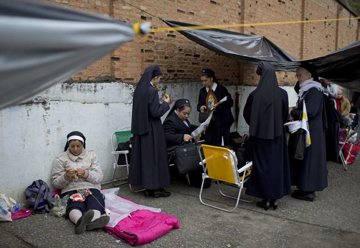 La basílica ubicada en la ciudad de Aparecida, distante 180 kilómetros de Sao Paulo, albergará a miles de católicos. (Agencias)