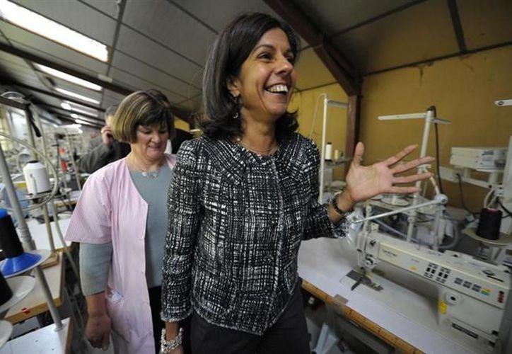 El proyecto de Assya Hiridjee fue recibido con entusiasmo por toda la comunidad local. (leprogres.fr)