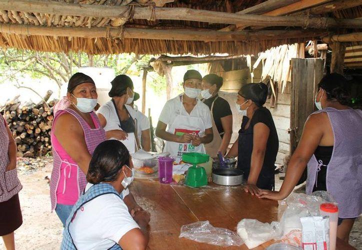Actualmente cerca de 15 jóvenes se han interesado en el programa y ya están tomando cursos de capacitación. (Edgardo Rodríguez/SIPSE)