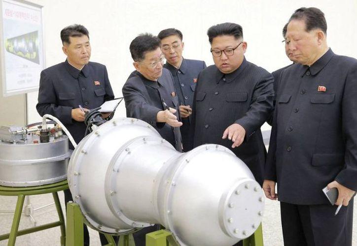 El Ministerio de Defensa de Corea del Sur estima que la explosión de la bomba tuvo una potencia superior a los 50 kilotones. (Contexto)