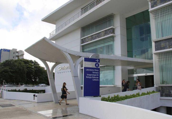 La cifra del turismo médico se ha incrementado. (Israel Leal/ SIPSE)