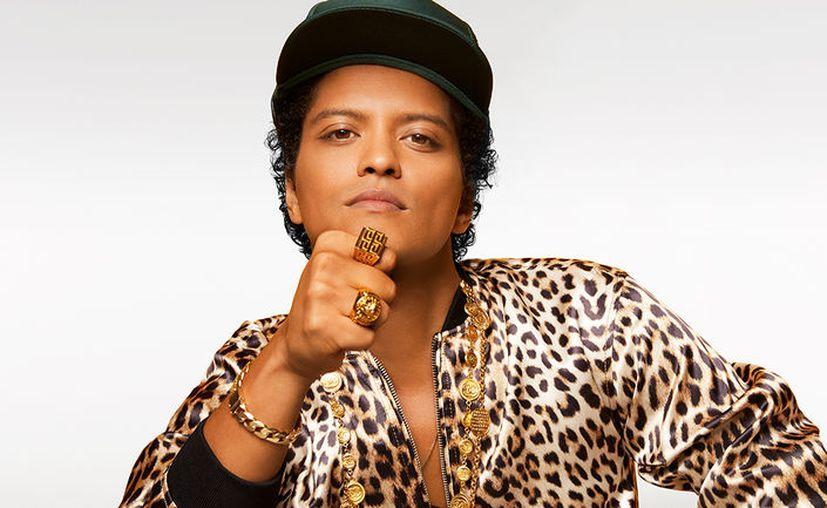 Bruno Mars será honrado con el Visionary Awards durante la gala de premiación de los Teen Choice 2017. (Bruno Mars)