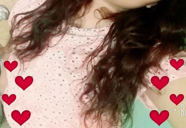 Emily G. Z. T. es acusada de matar a su pareja. Ella tiene 18 y el tenía 15. (Facebook)