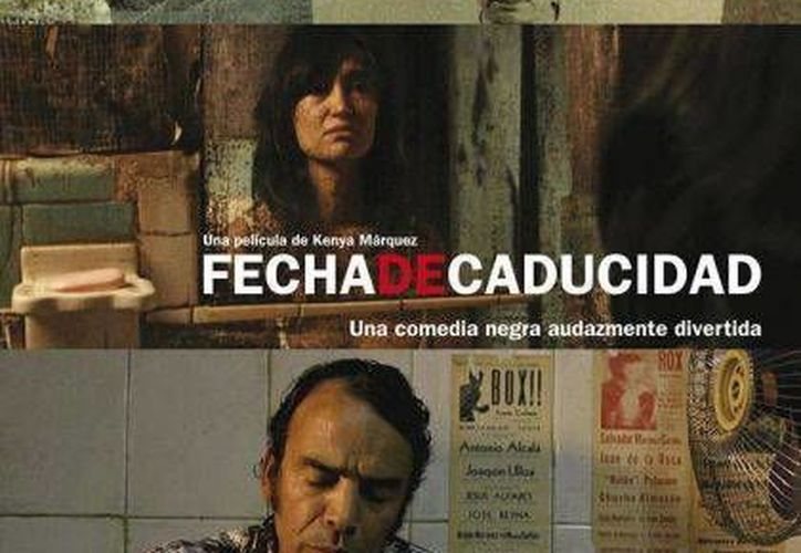 Portada del filme Fecha de caducidad, que forma parte del catálogo del Imcine (imcine.gob.mx)