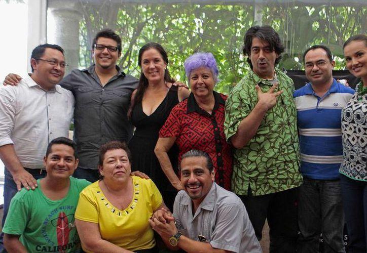Los especialistas en la materia se reúnen en el Congreso Estatal de Danzas y Bailes de Quintana Roo. (Redacción/SIPSE)