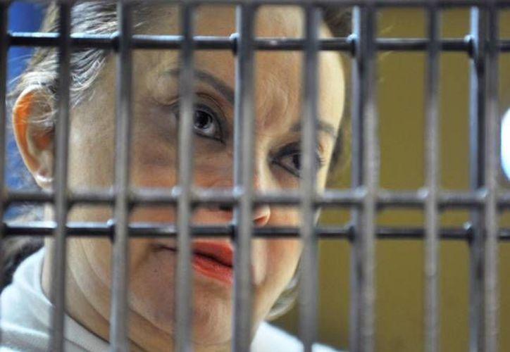 Elba Esther Gordillo enfrenta proceso penal por lavado de dinero y delincuencia organizada. (Notimex/Foto de archivo)