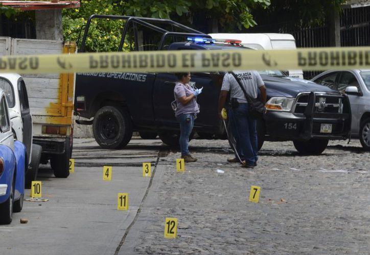 Entre enero y mayo de 2018 se han denunciado en el país 11 mil 437 homicidios dolosos. (W Radio)