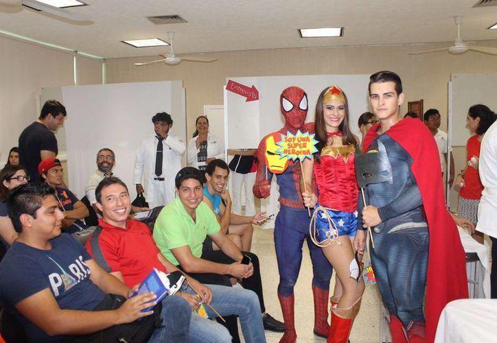 La labor fue el resultado del trabajo de varios meses de instituciones, voluntarios y patrocinadores. (Tomás Álvarez/SIPSE)
