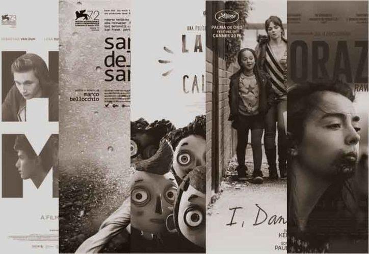 La 62 Muestra Internacional de Cine contempla películas de México, Suiza, Bélgica, Italia y Uruguay. (Cortesía)