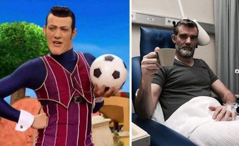 Después de someterse a dos cirugías, Stefán Karl está libre de la enfermedad. (Foto: Contexto/Internet)