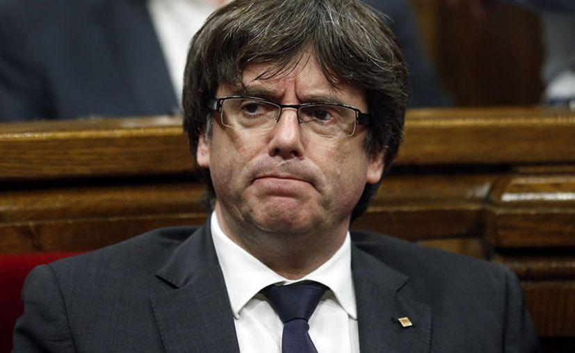 Carles no podrá dejar Alemania sin autorización de la Fiscalía. Foto: Internet