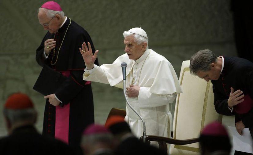 Ratzinger afirma que Jesús llegó al mundo entre los años 6 o 7 antes de la fecha oficialmente reconocida. (Agencias)