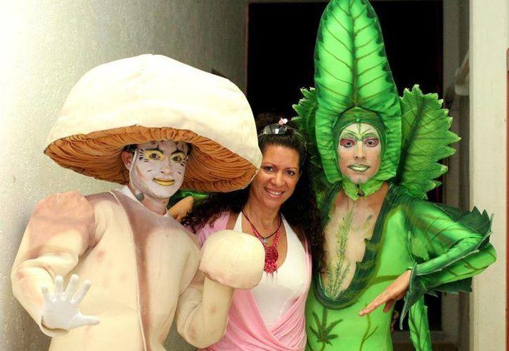 El 23 de octubre se estrenará en Cancún el musical mexicano ¡Qué Plantón! (Redacción/SIPSE)