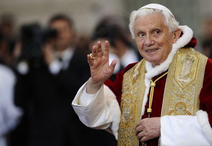 Benedicto XVI responderá a preguntas sobre temas de fe. (Archivo/AP)