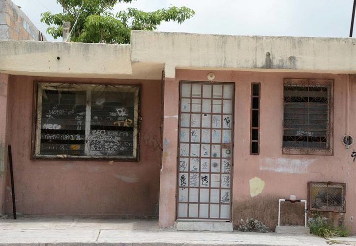 La entidad tiene menos vivienda abandonada a diferencia de lo que sucede a nivel nacional. (Victoria González/SIPSE)