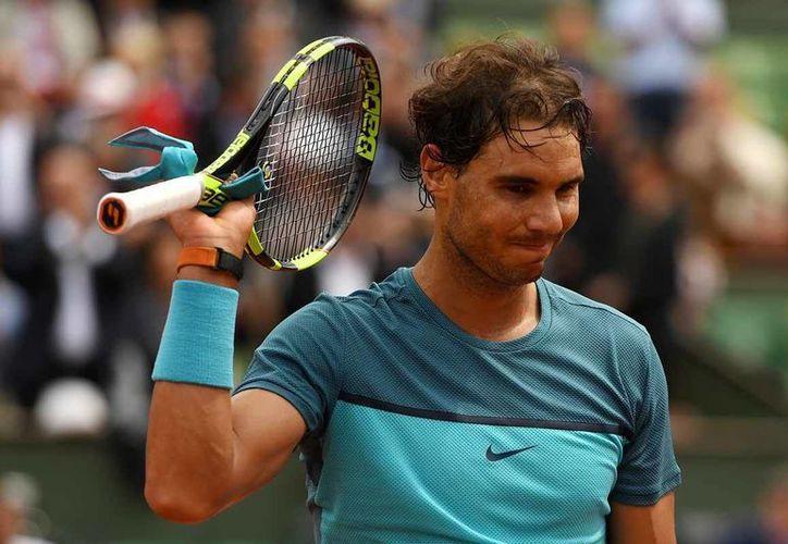 El tenista español Rafael Nadal, finalista del Abierto de Australia, cree que este puede ser un gran año. (sportyou.es)