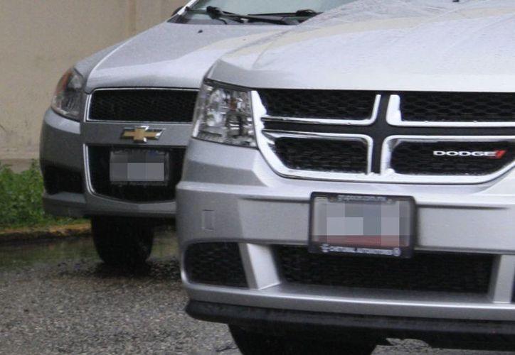 La SSP señala la importancia en Estado es que los vehículos estén emplacados. (Archivo/SIPSE)
