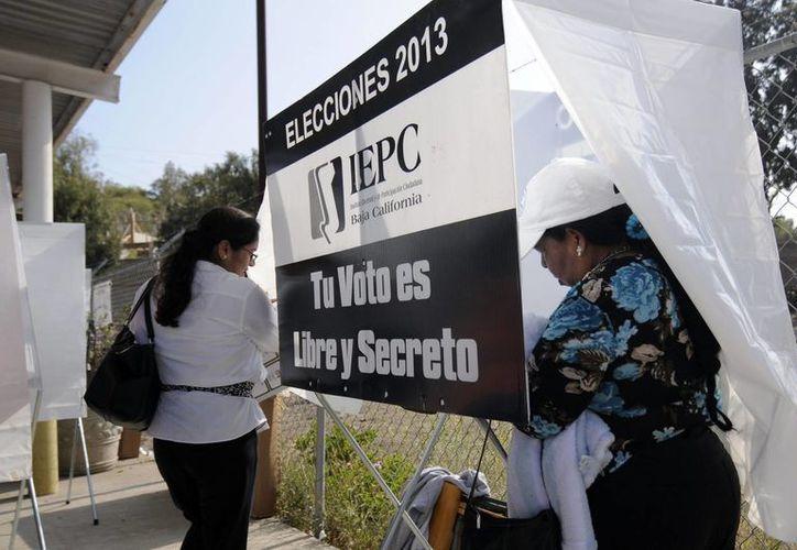 Advierten que las irregularidades tendrán afectaciones para el Pacto por México. (Notimex)