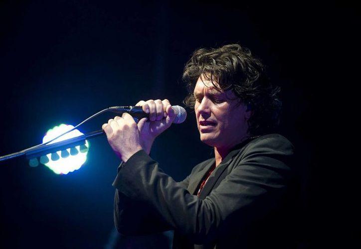 """Saúl Hernández, ex vocalista de la banda de rock mexicano """"Caifanes"""" se presentará en Playa del Carmen en un concierto gratuito. (Redacción/SIPSE)"""