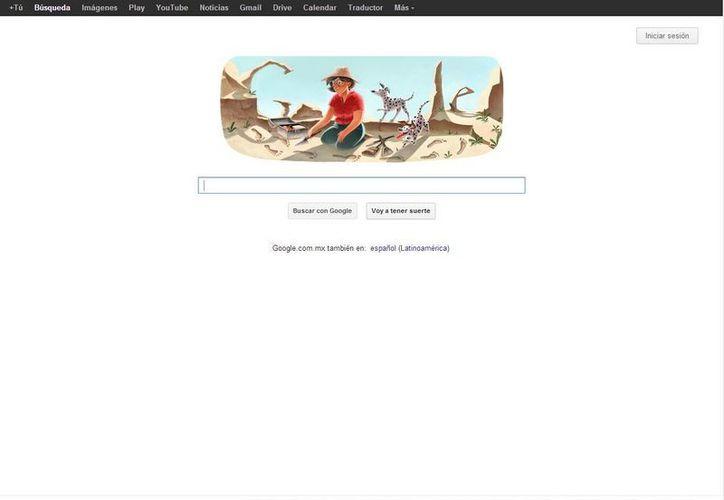 La arqueóloga murió en 1996 en Nairobi, Kenia. (Google)