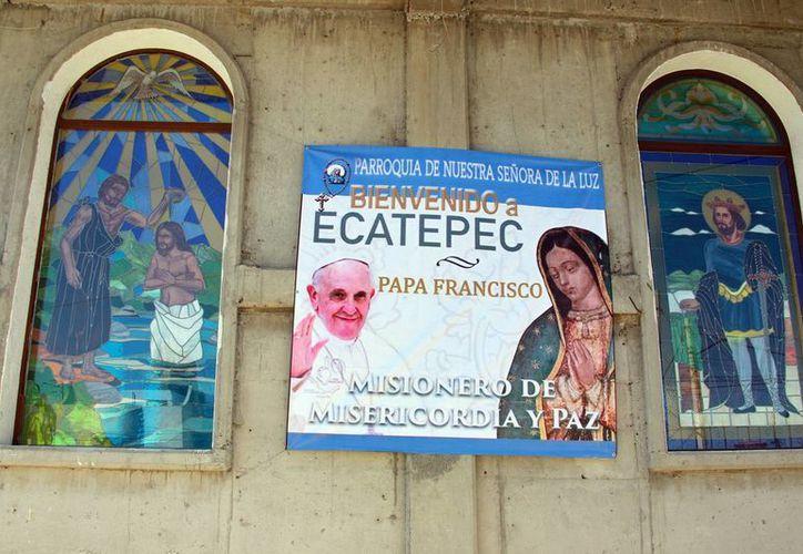México ya se prepara para recibir al papa Francisco el próximo 12 de febrero. (Archivo/Notimex)