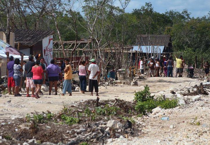Pese a que algunas colonias se podrán legalizar, para algunas no será posible ya que incluso son producto de invasiones. (Adrián Barreto/SIPSE)