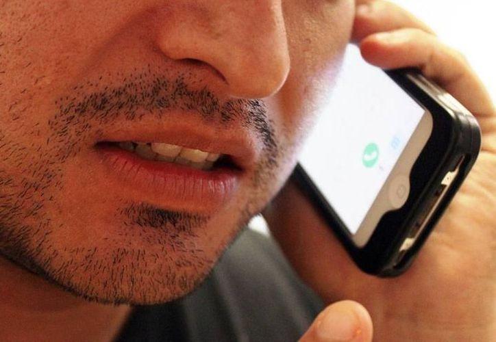 Una nueva forma de extorsión telefónica se ha presentado en Yucatán. (Archivo/ Milenio Novedades)
