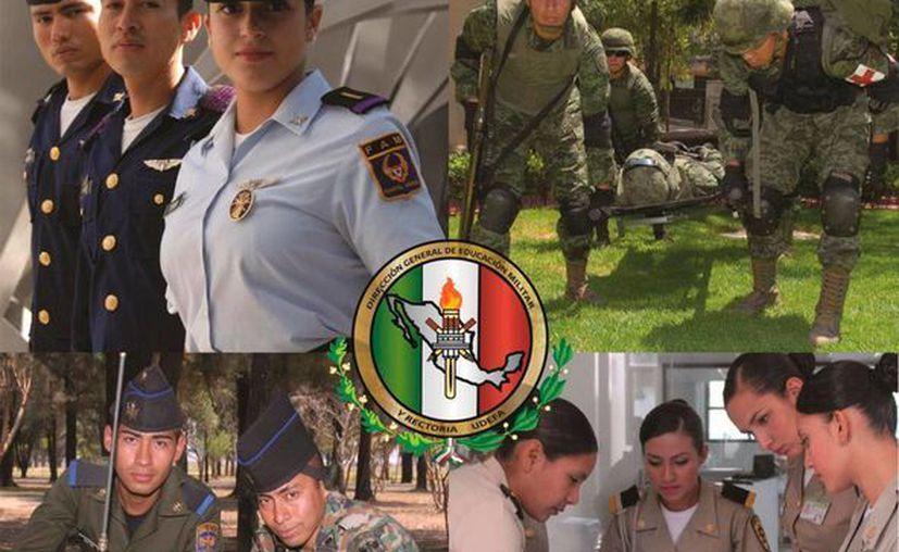 El Ejército mexicano requiere de hombres y mujeres con deseos de servir a la patria. (Foto: www.sedena.gob.mx)