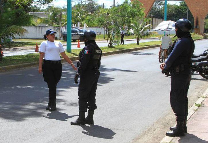 Esta situación surge ante la denuncia de los habitantes de Xul-Há por la falta de vigilancia para los aproximadamente 500 habitantes. (Redacción/SIPSE)