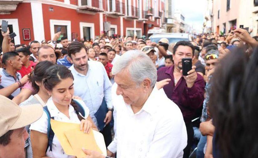 El presidente Andrés Manuel López Obrador visitará Yucatán este sábado 22 de junio. (Archivo/Sipse)