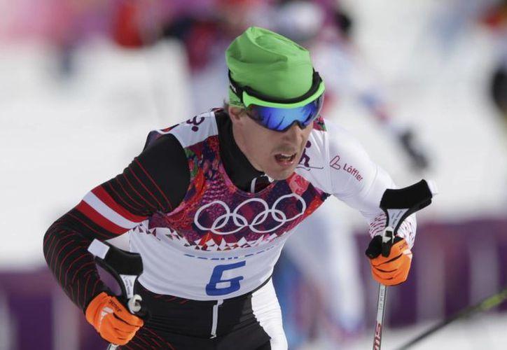 El esquiador austriaco Johannes Duerr dio positivo a EPO, una sustancia que ayuda a aumentar la resistencia. (Agencias)