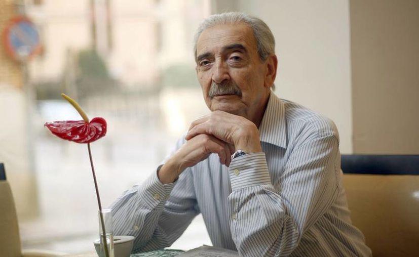 Juan Gelman falleció en enero de 2014, víctima del síndrome mielodisplásico. Los últimos libros del poeta antes de morir, revelan la manera en que 'parecía aceptar y entender mejor su condición de mortal', según el académico Hernán Fontanet. (Ansa Latina)