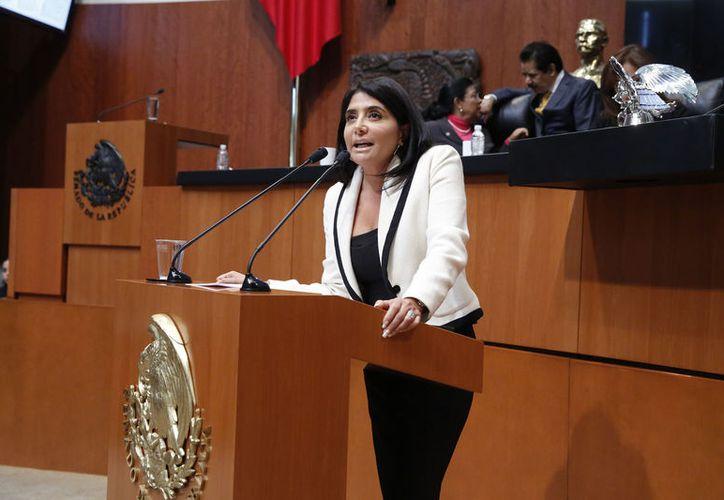 Barrales Magdaleno deberá abandonar la dirigencia del sol azteca antes del 9 de diciembre. (Foto: E-Consulta)