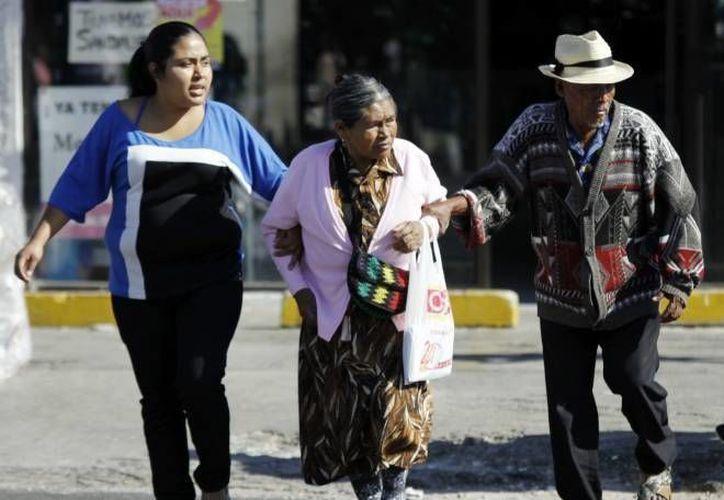 El norte será de corta duración para la Península de Yucatán. 'Sin embargo, del centro del país hacia el norte se van a congelar'. (SIPSE)