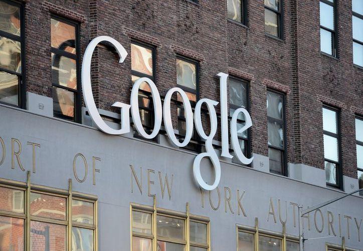 Google se comprometió a hacer concesiones en la manera en que gestiona sus patentes. (EFE)