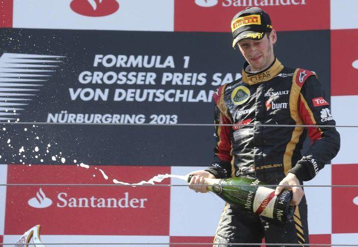 Vettel se mantiene arriba de la clasificación general con 157 puntos. (Agencias)