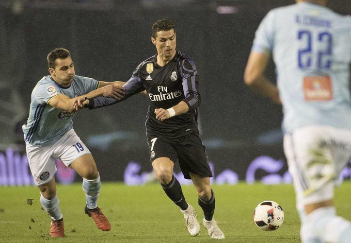 El partido entre Celta y Real Madrid no se jugará este domingo, debido a problemas en el estadio de Balaídos. En los próximo días se dará la fecha de la reprogramación.(Lalo R. Villar/AP)