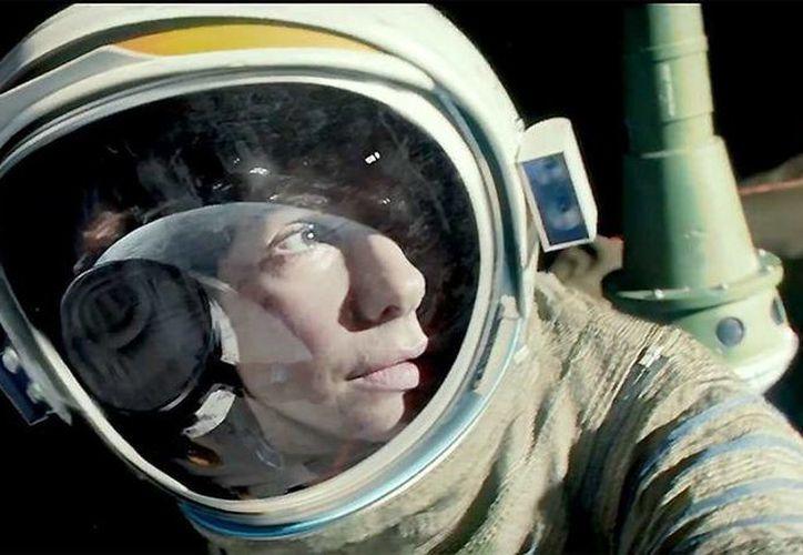 Sandra Bullock interpreta una astronauta que queda perdida en el espacio. (Internet)