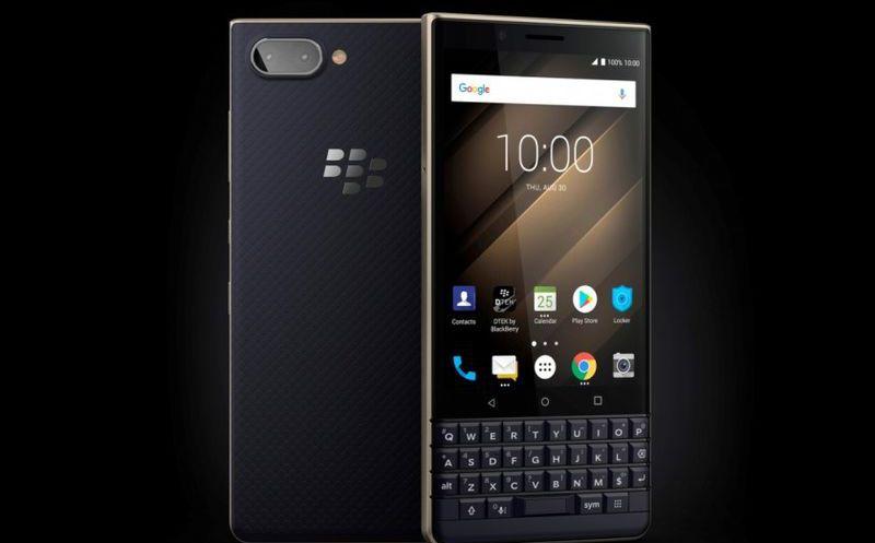 Nuevo BlackBerry Key2 LE