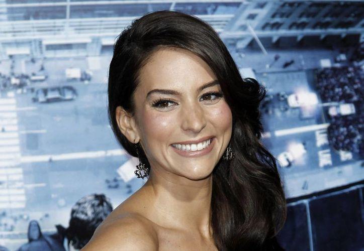 La joven actriz ha tenido intensa actividad en Hollywood. (Agencias)