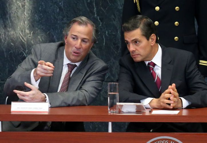 Los fiscales insistieron en que la imputada no avisó de los presuntos desvíos al ex Presidente Peña Nieto. (Foto: Reforma)