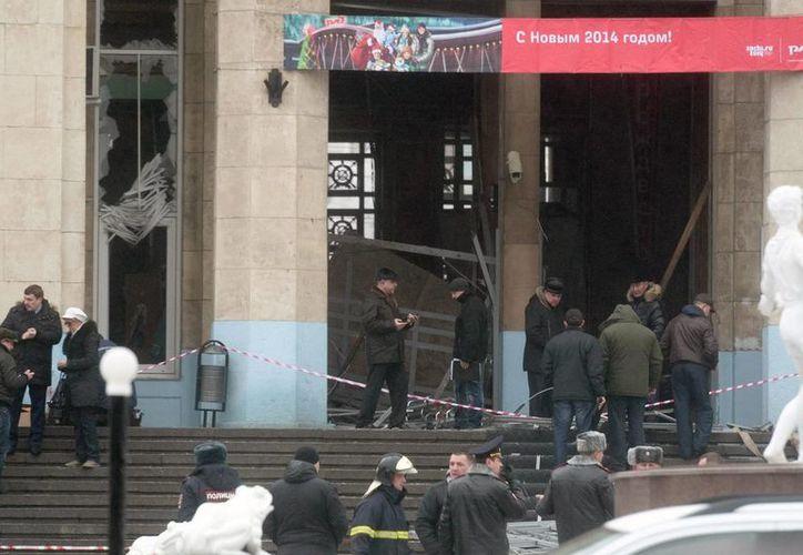 Las autoridades rusas temían el aumento de actividades terroristas ante la cercanía de los Juegos Olímpicos de Sochi, que serán inaugurados el próximo 7 de febrero. (EFE)