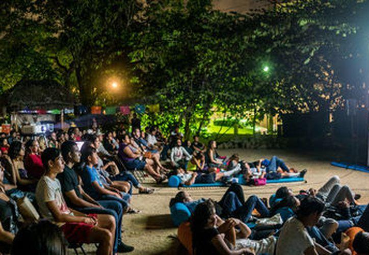 Las proyecciones se realizarán en Puerto Morelos y Playa del Carmen. (Faride Cetina/SIPSE)