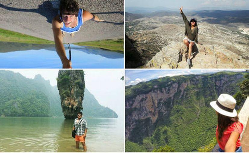 Estas personas aprovecharon su pasión por viajar para hacer un canal de YouTube. (Milenio)